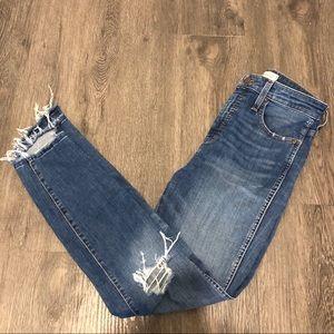 Madewell Curvy Hi-Rise Skinny Jean